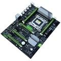 X79T Ddr3 настольных ПК материнская плата Lga 2011 ЦП компьютера 4 канала игровые Поддержка M.2 E5-2680V2 I7 Sata 3 0 Usb 3 0 для Intel B75