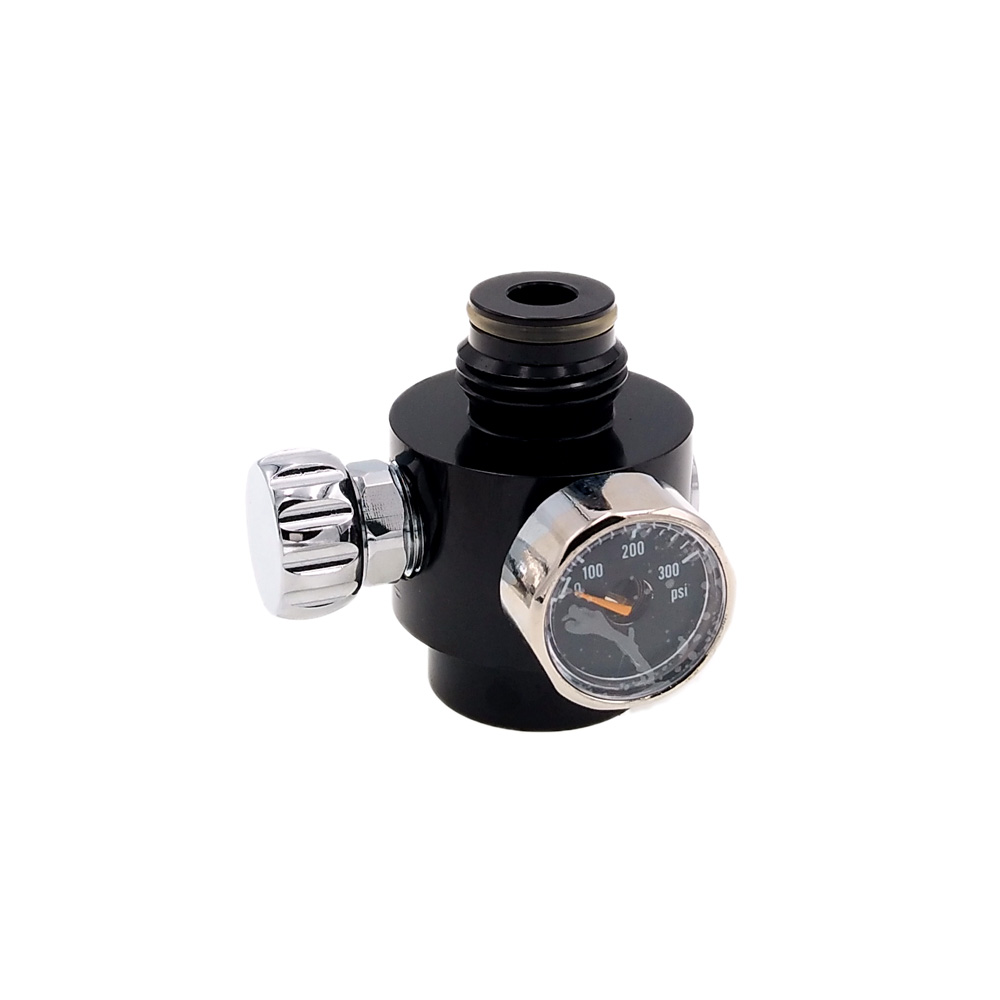 Airsoft Regulator  To Paintball Threads G1/2 -14 For Co2 Pressure Control Input Pressure 1000psi,Output Pressure 0-200psi