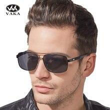 К 2020 году новые мода прохладный мужчины Марка дизайнер Поляроид солнцезащитные очки высокое качество вождения очки Рыбалка солнцезащитные очки