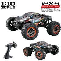 Rctown xinlehong brinquedos rc carro 9125 2.4g 1:10 1/10 escala carros de corrida carro supersônico caminhão fora de estrada veículo buggy brinquedo eletrônico