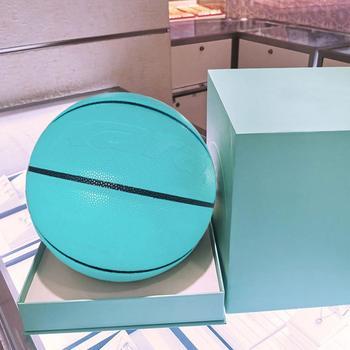 Высококачественный баскетбольный мяч, Официальный Размер 7/6/5, баскетбольные мячи из искусственной кожи для тренировок на открытом воздухе ...