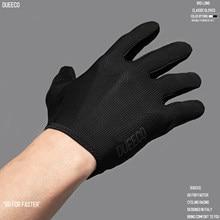 DUEECO gants de cyclisme, gants de vélo, gants de vélo-doigt complet vtt MX gants XRD Pad absorbant les chocs conception d'écran tactile antidérapant