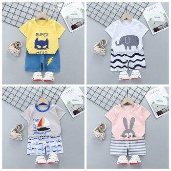 Unisex Summer Clothing Sets