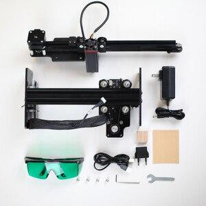 Image 4 - NEJE Master 2 20W/30W desktop Laser Graveur und Cutter   Laser Gravur und Schneiden Maschine laser Drucker Laser CNC Router