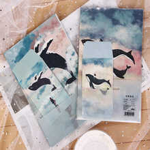 10sets/lot Vintage Chinese Ning giant beautiful floating forest big letter paper writing paper Gift Envelope Wedding Invitation