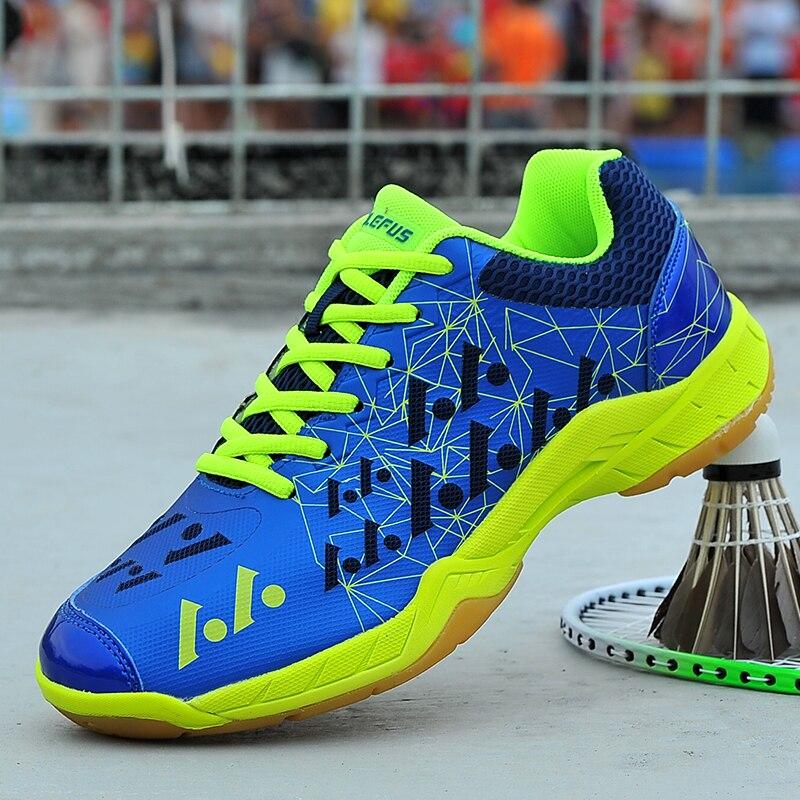 Chaussures de sport pour hommes chaussures de Badminton pour hommes formation pour adultes baskets de plein air doublure unisexe femmes chaussures de Tennis enfants sapatillas hombre