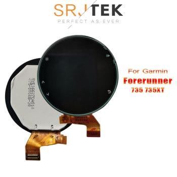Pantalla LCD Original para Garmin Forerunner 735 735XT cambio de pantalla táctil LCD parte GPS correr reloj deportivo