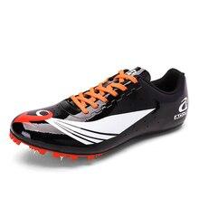 Мужская и женская спортивная обувь унисекс на нескользящей подошве с шипами; спортивная обувь для трекинга; спортивные кроссовки для студентов