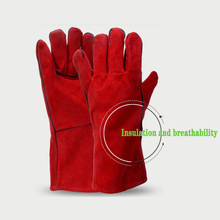 Furnace-Gloves Workplace Fire Heat-Resistant Protection-Xl Safety High-Temperature Safurance