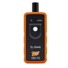Compatiblity El-50448 Tpms Activation Tool Auto Tire Presure Monitor Sensor Oec-T5 For Universal Buick Tire Pressure Resetter