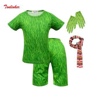 Image 1 - Moana Maui Costume Boys Pyjama Sets Nightwear Sleepwear Long Sleeve 3 10 Years Teen Kid Child t Skirt Clothes Bathrobe Cartoon