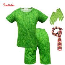 Moana disfraz de Maui, pijamas para chicos, ropa de dormir, manga larga, de 3 a 10 años, adolescente Niño, falda, albornoz de dibujos animados