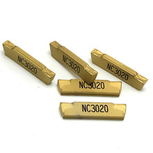 MGMN200 G NC3020 PC9030 NC3030 Turning Tools Grooving Carbide Insert 2mm For Metal MGMN 150 Prating Lathe Inserts