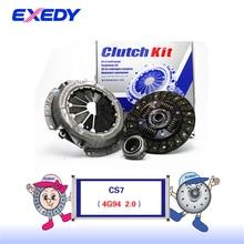 For Mitsubishi Leopaard  Pickup CT5 4G94 2.0  Clutch Disc  Clutch Plate Bearing  Clutch Kit Set Three Piece Set