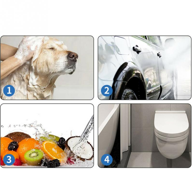 Bidet Sprayer Set Accessories Uses