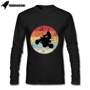 2020 ATV Quad cuatro ruedas ropa de jinete Muddin barro hombres Camiseta de manga larga hombres gran oferta camisetas o-cuello Tops hombres ropa camiseta