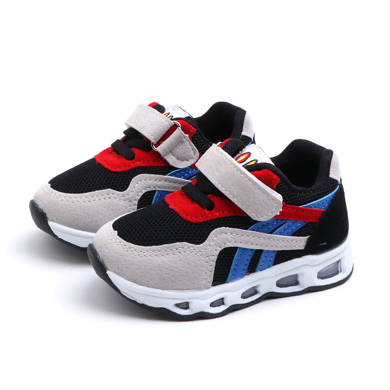 Boys And Girls Light Sports Shoes Children's LED Shoes Boys Baby Sports Shoes Light-emitting Sports Shoes Children's Sports Shoe