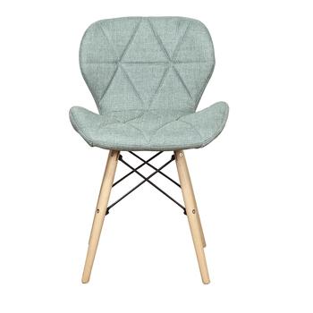 Zestaw 4 radar jadalnia kuchnia retro krzesło spotkanie biuro salon restauracja kawiarnia biały czarny szary fioletowy zielony żółty tanie i dobre opinie Sim Luxury CN (pochodzenie)