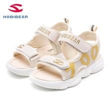 HOBIBEAR 2020  Flat Beach Shoes Kids Sports Casual Student Sandals Children Sneakers Seasides Slider Shoes  GTU022