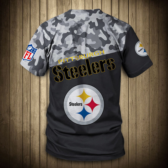 Steelers Back