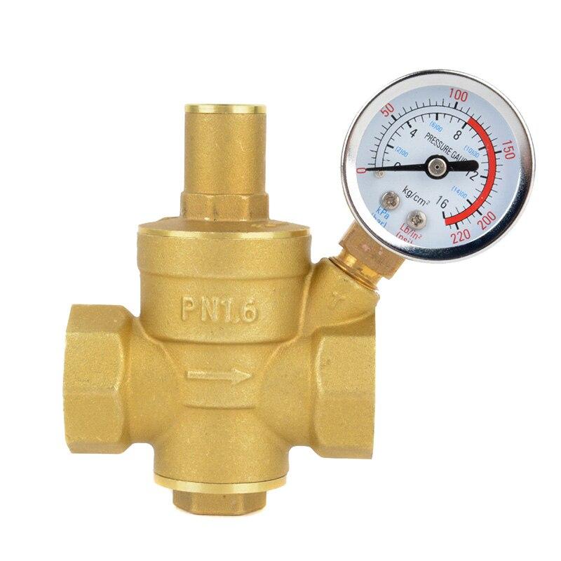 PN1.6 Water Pressure Reducer DN20 3/4