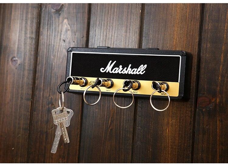Rack Amp Vintage Guitar Amplifier Key Holder Jack Rack 2.0 Marshal