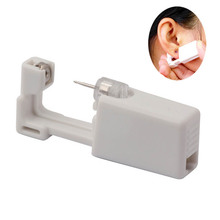 Body-Piercing-Tool-Kit for Ear Nose Lip-Safety with Earrings Smjgood Sterile Disposable