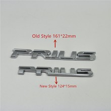 цены For Toyota Prius Emblems Rear Boot Logo Tailgate Letters Sign Symbol 2004-2009 2010-2014