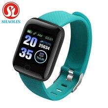 Inteligentny zegarek tętna monitor aktywności fizycznej w zegarku inteligentne nadgarstek sport zegarki inteligentna opaska Smartwatch dla Android Apple zegarek pk iwo
