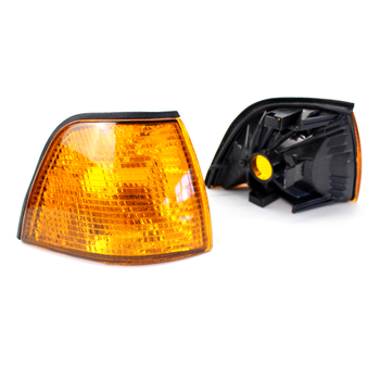 For BMW Car Corner Light Turn Signal Lamp Warning Light for BMW E36 3-Series 4DR Coupe 1992-1998 image