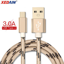 Original 1M 2M Fashion Camouflage USB Type C Phone Cable Data Charger transmission & Charge Type-C for Xiaomi 4C/One Plus 2