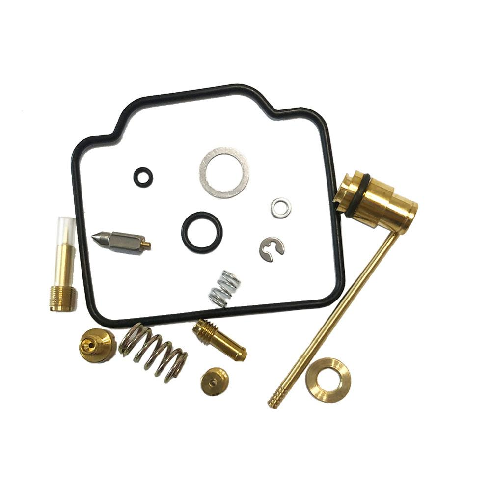 NEW For Suzuki LTF4WDX King Quad 1991-1998 CARBURETOR Rebuild Kit Repair LT4WDX
