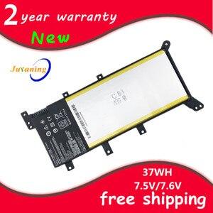 New Bateria Do Portátil Para ASUS X554L X555L X555LB X555LN X555 X555LD X555LP F555A F555U W519L F555UA VM C21N1347