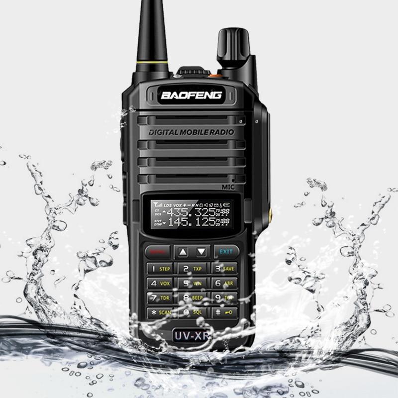 Baofeng UV-XR 10W Powerful Walkie Talkie 10KM CB radio set portable Handheld Long Range Two Way Radio uv-9r uv9r plus