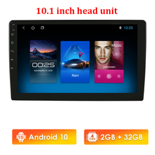 """2G+32G Android 10 4G Car Radio for 9""""/10 universal interchangeable car navigator player gps navi 2 din car accessory"""