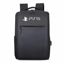 PS5 Bag Couple Backpack For Playstation 5 Outdoor Travel Laptop Trendy High Capacity Business Pack for PS 5  Infantry Pack