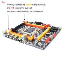 NEW Kllisre X79 chip X79M-S2.0 motherboard
