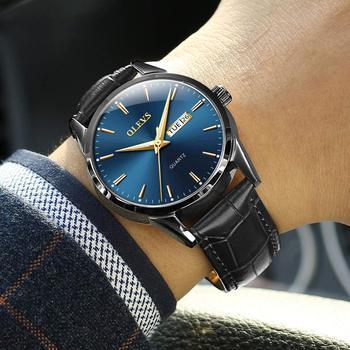 Black Leather Blue