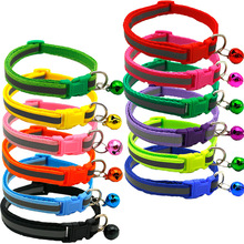 Pet-Collar Pet-Supplies Reflective Small Dogs Adjustable-Size And Cats