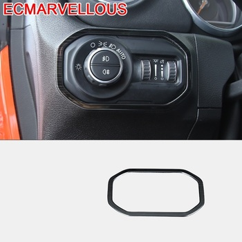Control System Navigation Automobile Decorative Modified Car Styling Bright Sequins Decoration Accessories 18 FOR JEEP Wrangler