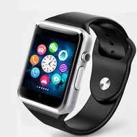 Relógio De Pulso Inteligente 2 A1 Profissional G TF SIM GSM Telefone À Prova D' Água Câmera Grande-Capacidade SMS SIM Para Android para o iphone