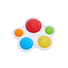1 adet bebek oyuncakları Montessori egzersiz kurulu yaratıcı karikatür erken eğitim akıllı gelişim oyuncaklar kurulu