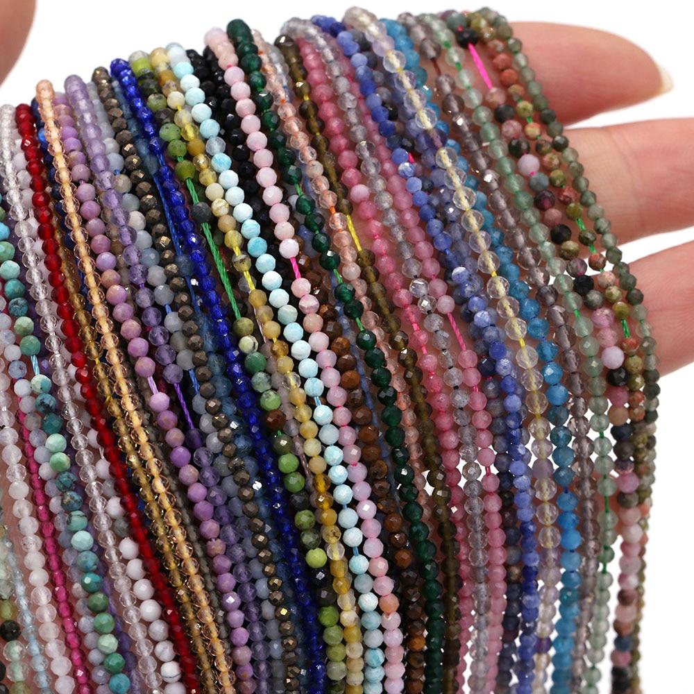 Высококачественные бусины из натурального камня, бусины для изготовления ювелирных изделий DIY, ожерелье, браслет, серьги, кольцо, аксессуар