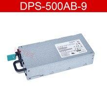 Renoviert Zustand Echte Für Delta Electronics DPS-500AB-9 EINE D E Server-Netzteil 500W