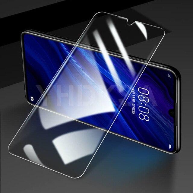 9H Tempered Glass For Huawei Y5P Y6P Y6S Y8S Y8P Y9S Y5 Lite Screen Protector Huawei Y5 Y6 Y9 Prime 2018 2019 Protective Glass 2