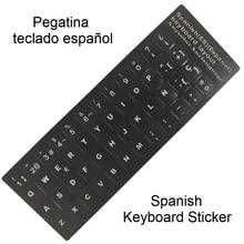 Sticker Keyboard-Cover Laptop/desktop Hebrew/russian-Letter