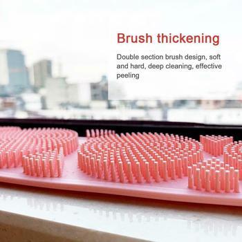 Bath Shower Silicone Body Brush 4