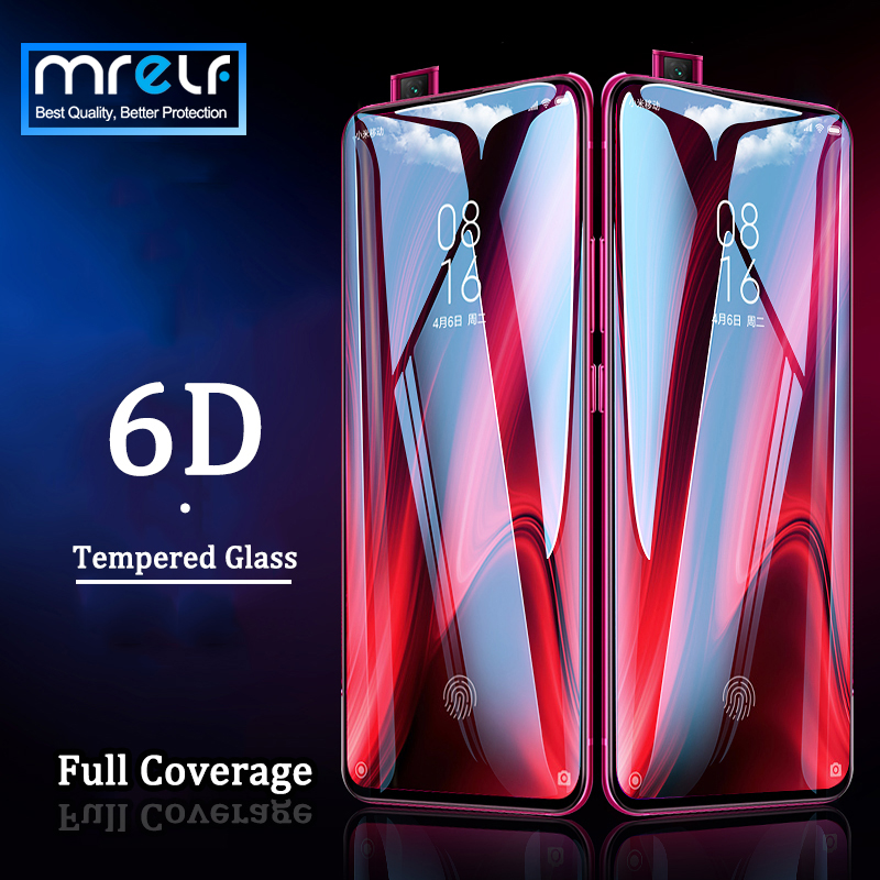 6D Glass For Xiaomi Redmi K20 Pro Mi 9T 7A Screen Protector Mi9T Mix 3 2S Tempered Glass For Xiaomi Mi 9T 9 SE Pro Pocophone F1