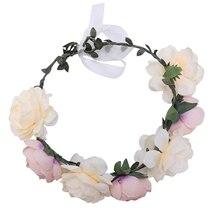 Женский свадебный цветок имитация цветка розы головной убор свадебное платье аксессуары