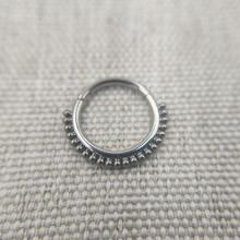 Кольцо из титана для имплантации 16 г 1 шт